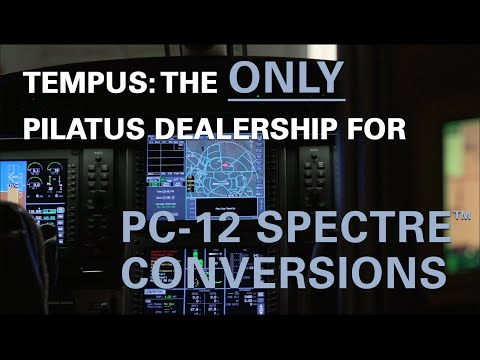 Pilatus PC-12 Spectre Dealership Conversions  - One Available Now for Lease