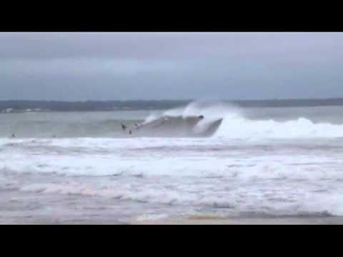 Waves of the Year at Huskisson