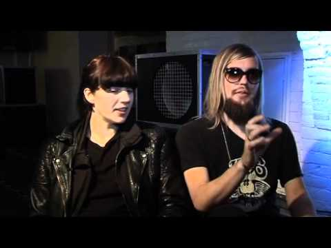 Interview Band of Skulls - Russell Marsden and Emma Richardson (part 2)