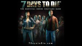 7dtd console update, still waiting Fun Pimps. #7dtd #7 Days to Die
