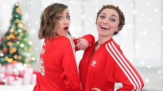 who is the best bowler   12 days of vlogmas day 12   brooklyn and bailey