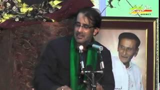 Maulana Abbas Irshad Naqvi | 1st Majlis Khamsa 1436 | Hukm-e-Dua Aur Ahlebait a.s. | Kazmain Lucknow