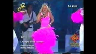 Yuri en el Acapulco fest 2005 (Show completo)