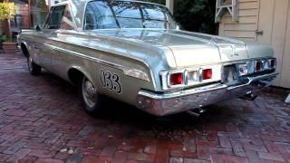 Super Stock 1964 Dodge Polara Big Block......