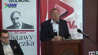 Socjalizm realny został rozmontowany przy pomocy dwóch zdań! - Stanisław Michalkiewicz 16.06.2018