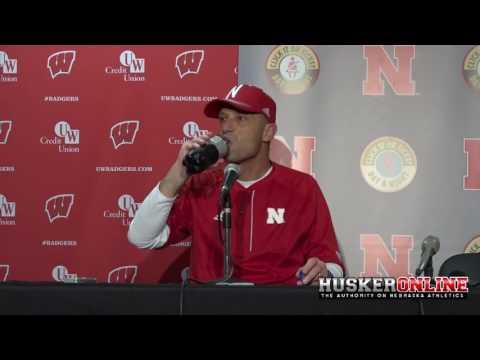HOL HD: Riley talks loss to Wisconsin
