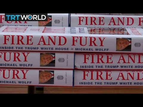 The Trump Presidency: Book claims Trump is mentally unfit for office