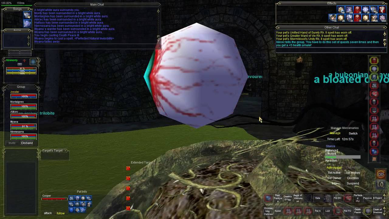 Everquest COTF Tower of Rot Partisan - The Source of Rot - Part 1