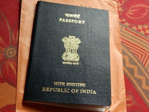 how to cancel indian passport