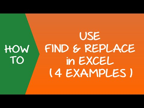Using FIND and REPLACE in Excel (4 Awesome Examples)