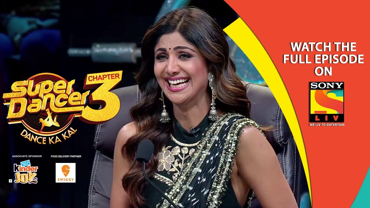 Super Dancer - Chapter 3 | Ep 33 | Guru-Shishya Exchange | 20th April, 2019