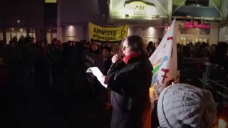 Discours lors Manif Journée Internationale Droits de la femme 2016