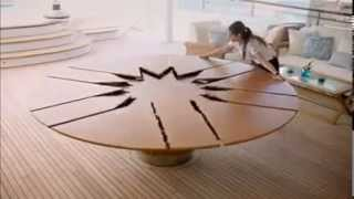 Awesome!! Expandable Round Dining Table