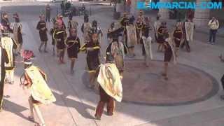 Realizan danza en honor a la Virgen de Guadalupe