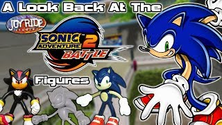 A Look Back At The Joyride Studios Sonic Adventure 2 Battle Figures!