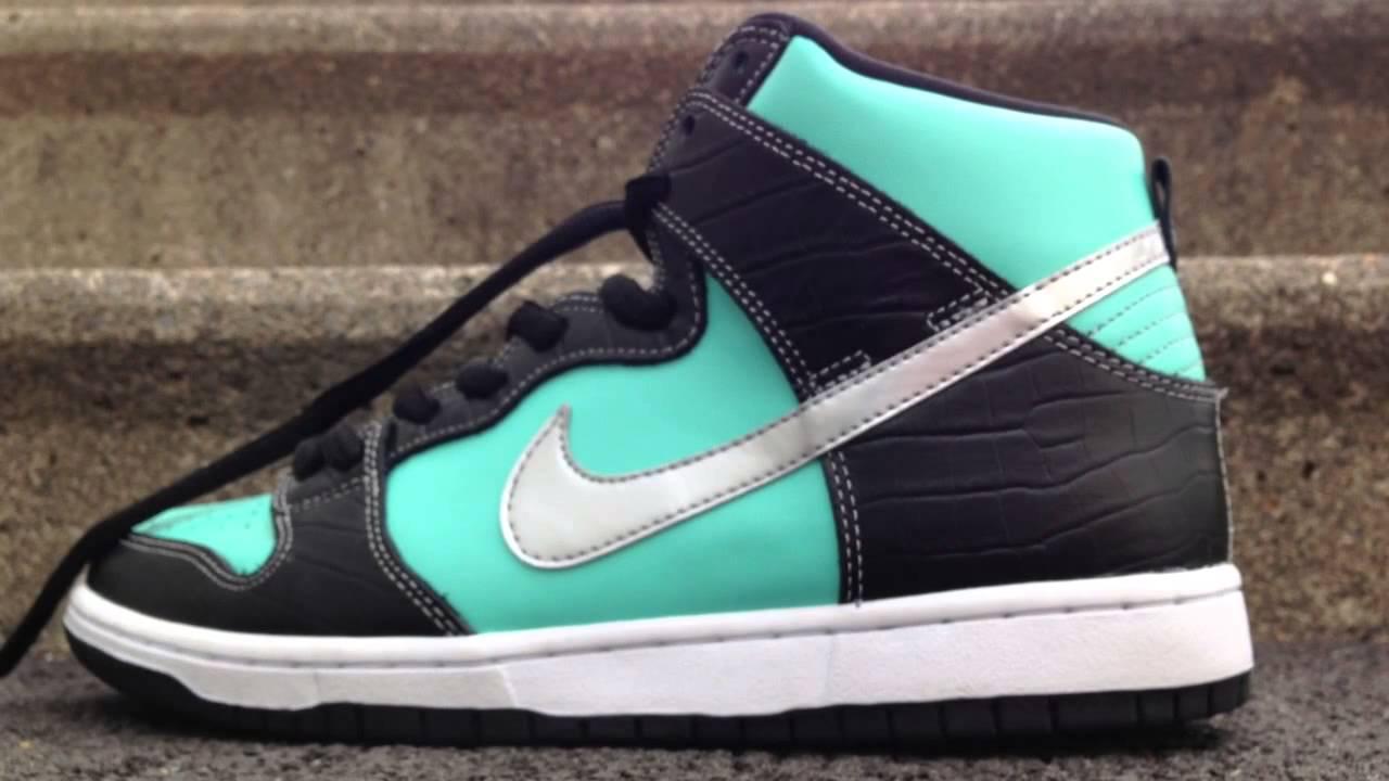 df3655ea326 Nike SB Tiffany dunks legit check