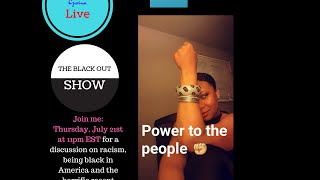 Ask Czarina Live™️ Replays: The Black Out Show