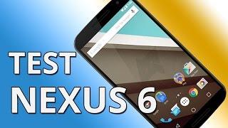 """Google Nexus 6 : que vaut la première """"phablette"""" sous Android 5.0 Lollipop ?"""