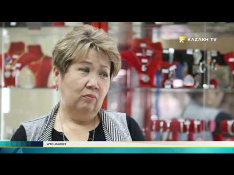 WTO market №24 (20.12.2016) - Kazakh TV