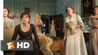 Pride & Prejudice (1/10) Movie CLIP - Mr. Bingley's Single (2005) HD