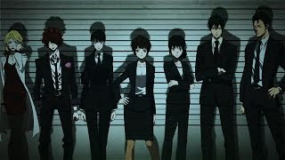 Psycho Pass Movie Review