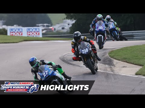 Twins Cup Race 1 Highlights at Alabama 2020