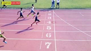 Who is the Fastest Kid of Western Visayas ? 100m Elementary Boys | WVRAA 2018 #PalarongPambansa