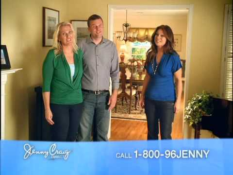 Jenny Craig Commercial With Valerie Bertinelli