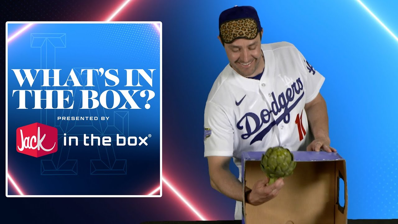 What's in the Box: Artichoke Edition - Dodgers (2020)