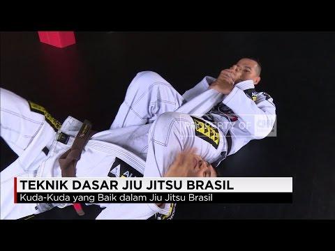 Teknik Dasar Jiu Jitsu Brasil