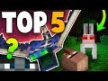 Top 5 Scariest Mobs In Minecraft