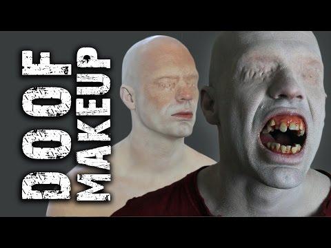 Mad Max Doof Warrior Makeup