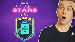 FUTURE STARS PARTY BAGS OPENING!