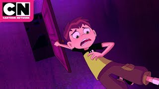 Ben 10 | Ben Loses Powers in Hex's Dream | Cartoon Network