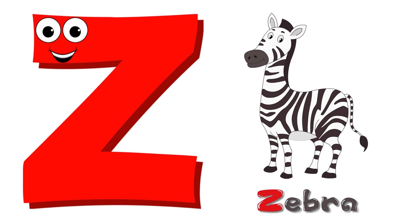 Words Out Of Letters Zebra