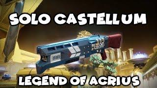 Legend of Acrius Solos Leviathan Raid Entrance - Destiny 2