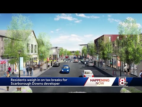 Scarborough Downs Proposal