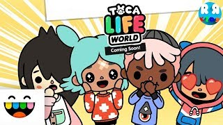 Compilation New Trailer Toca Life: World !! | Coming Soon
