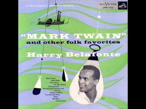 The Fox by Harry Belafonte on 1954 RCA Victor LP.