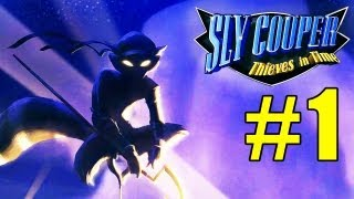 Sly Cooper Thieves In Time Walkthrough Part 1 (PS3/PSVita) [HD]