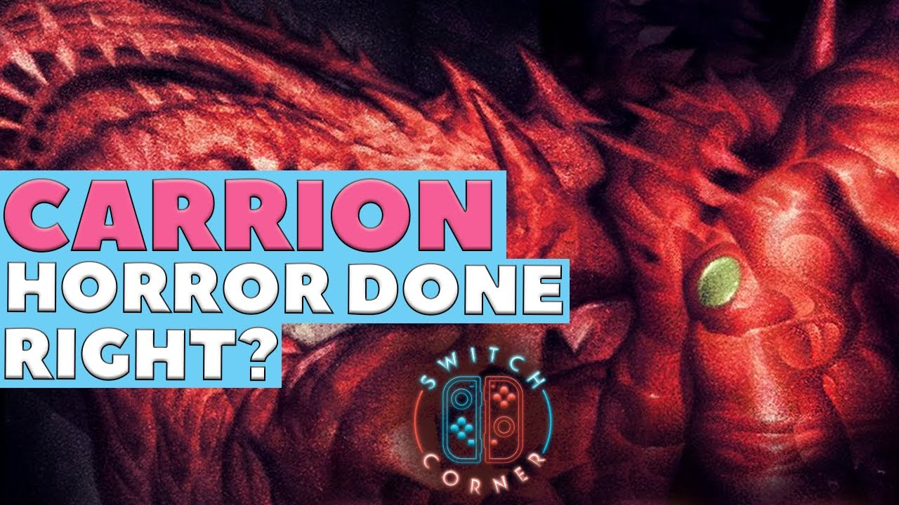 Carrion Switch Review A Horror Masterpiece Youtube