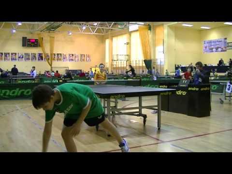 3 mecz Filipa w grupie - set 1