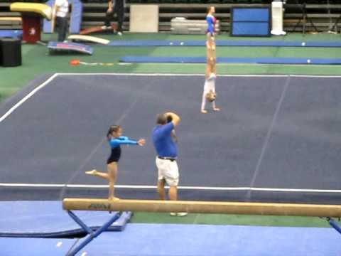aau gymnastics florida state meet tampa