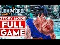 JUMP FORCE Gameplay Walkthrough Part 1  Story Mode FULL GAME [1080p HD Xbox One X] - No Commentary видео