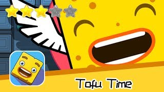 Tofu Time - VEBINSAIT, OOO - Walkthrough Addictive turn based game Recommend index three stars