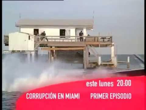 CORRUPCIÓN EN MIAMI PRIMER EPISODIO CYL7P720 MIAMI VICE