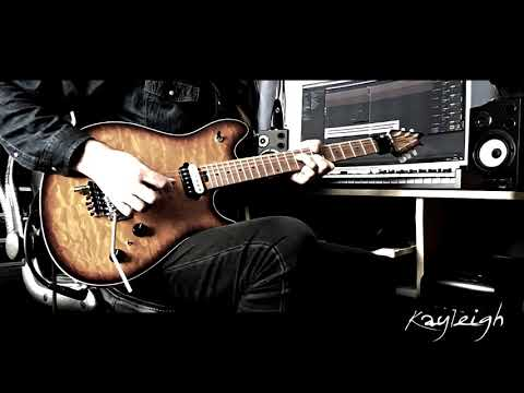 Marillion - Kayleigh Guitar Cover (Extended Version)+backing Track