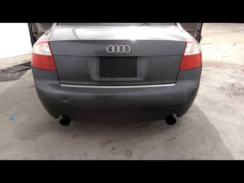 Repeat Audi A4 1 8T muffler delete by Xbox360Player350
