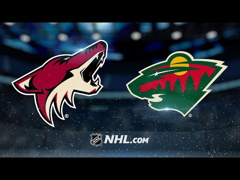 Keller, Coyotes rally to top Wild in OT, 4-3