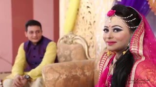 Wedding Cinebride Presents Holud Of Md  Abid Hasan Shaon & Sharmin Sultana Sathi